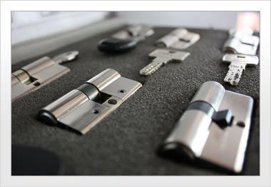 Schließanlagen und Schließzylinder